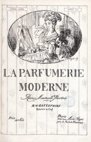 Gattefossé : la Parfumerie moderne