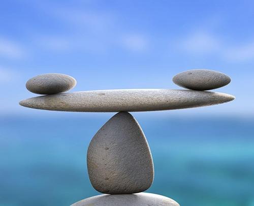 Équilibre et paix