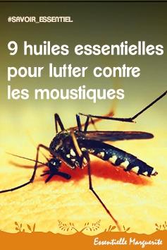 9 huiles essentielles pour lutter contre les moustiques