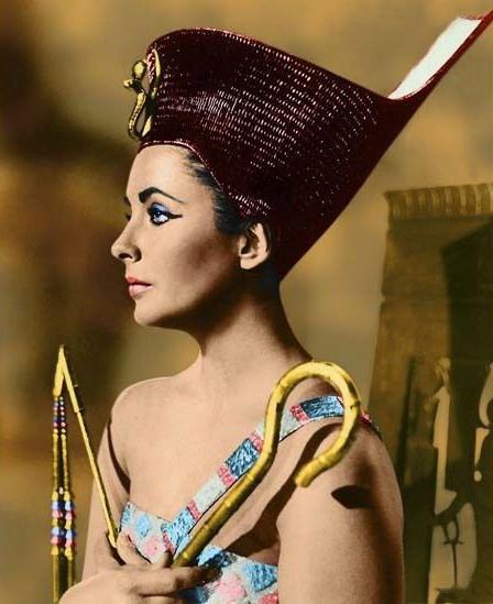 Cléopâtre version Hollywood (E. Taylor, 1963)