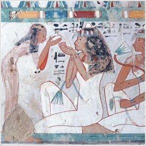 Parfums et cosmétiques en Égypte ancienne