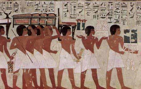 Transport de marchandises Égypte