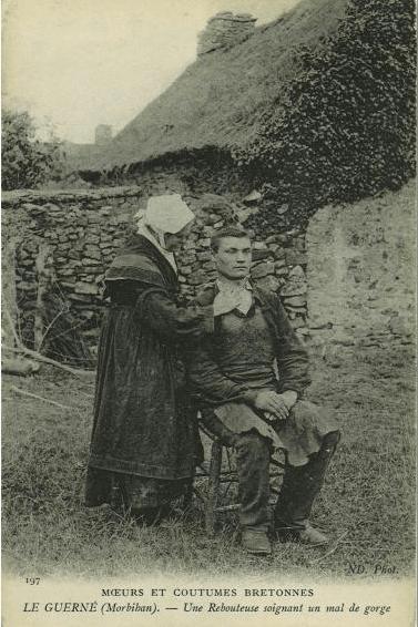 Rebouteuse bretonne