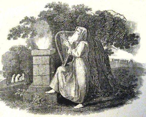Les druides, l'un des exemples les plus anciens des guérisseurs