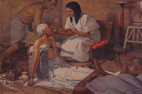 Médecine Égypte ancienne