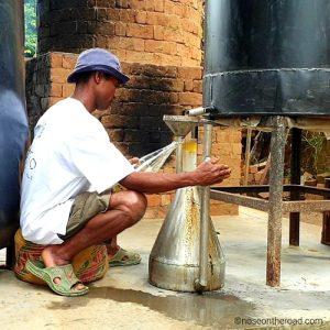 Distillation du mandarinier – noseontheroad.com