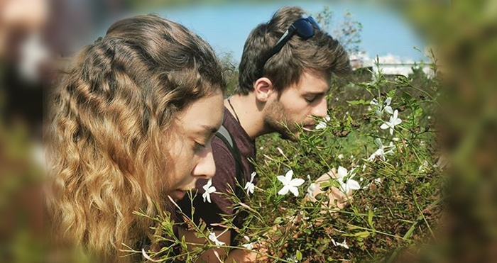 Le Voyage olfactif de Théo et Isabelle (1)