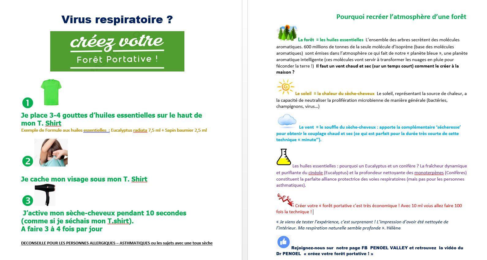 """La """"forêt portable"""" du Dr Pénoël"""