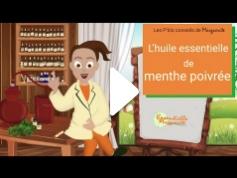 Menthe poivrée - Essentielle Marguerite
