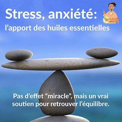 Stress : retrouver l'équilibre