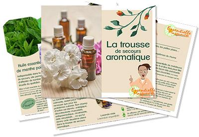 Trousse aromatique de base